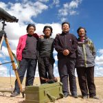 Bird monitoring team