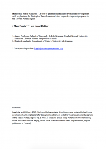 Foggin and Phillips 2013 image
