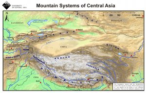 Mountain Systems of Central Asia